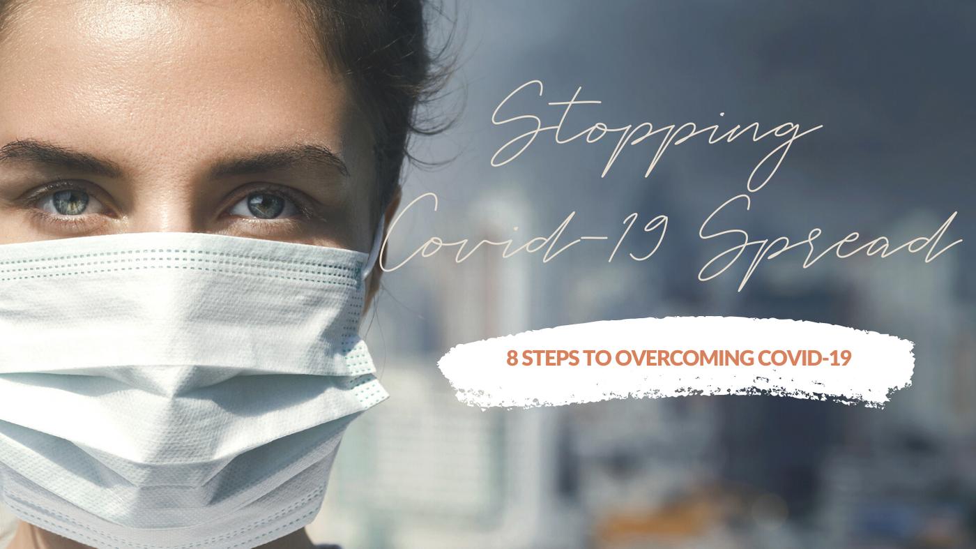 overcoming coronavirus
